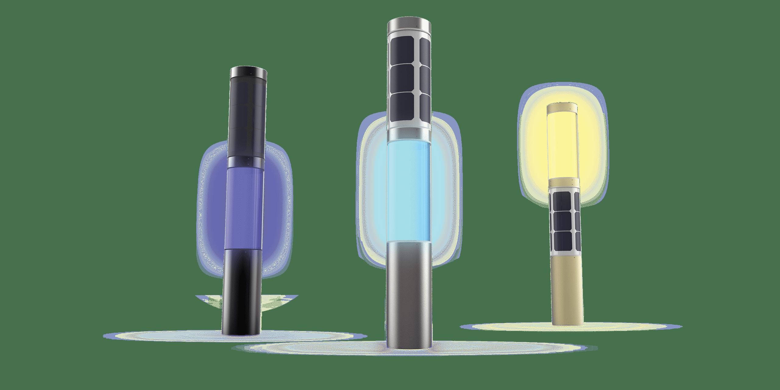 NxT solar LED buitenlamp buitenverlichting horeca camping tuinlamp